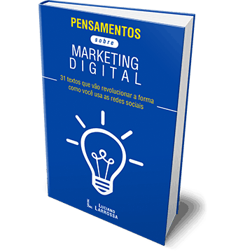 Pensamentos sobre marketing digital